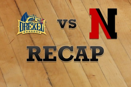Drexel vs. Northeastern: Recap and Stats