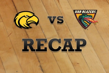 Southern Miss vs. UAB: Recap and Stats