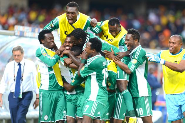 Ivory Coast vs. Nigeria: Africa Cup of Nations Live Score, Highlights, Recap
