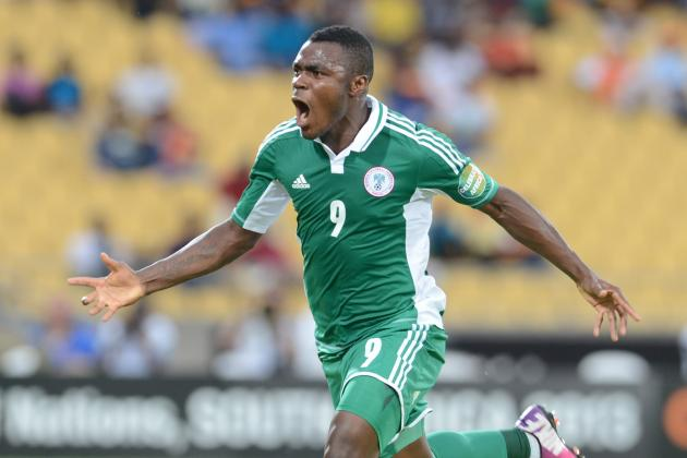 Ivory Coast 1-2 Nigeria