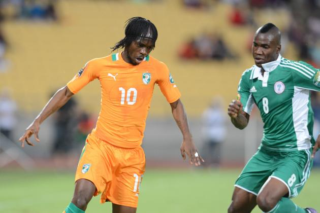 Nigeria Beat Ivory Coast to Reach Africa Cup of Nations Semi-Final