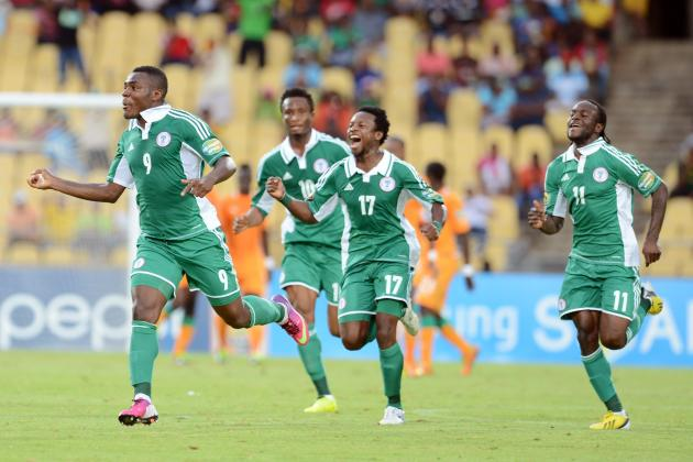 Afcon 2013: Nigeria Take Ivory Coast to Sunday School
