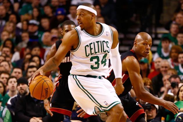 NBA Gamecast: Clippers vs. Celtics