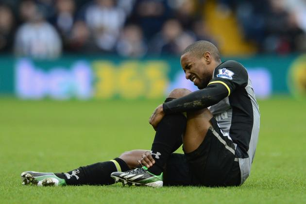 Villas-Boas Rues Defoe's Injury