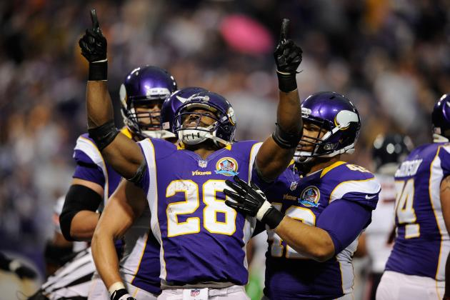 Adrian Peterson Sets Goal of 2,500 Rushing Yards: History May Not Agree