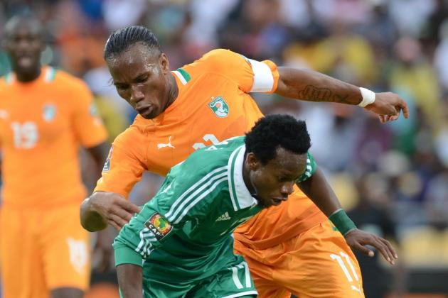 Ivory Coast 1-2 Nigeria: Africa's Top-Billing Produces Tactical Stalemate