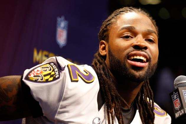 Torrey Smith Wins NFL's Never Say Never Moment of the Year