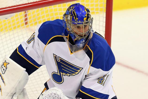 Jaroslav Halak to IR with Groin Strain
