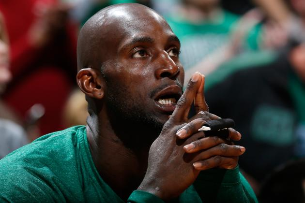 Clippers, Celtics Engaged in Kevin Garnett Talks