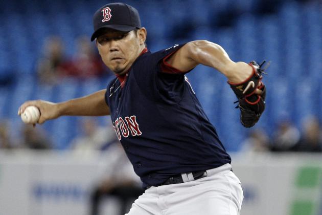 Report: New York Mets Kicking the Tires on Daisuke Matsuzaka