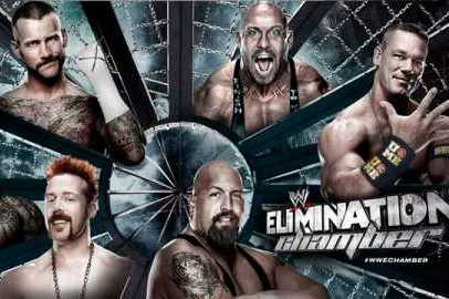WWE Elimination Chamber Prediction Challenge 2013