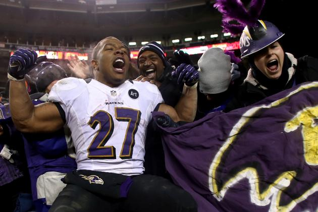 'NFL Honors' Play of the Year: The Baltimore Ravens' Fourth-and-29