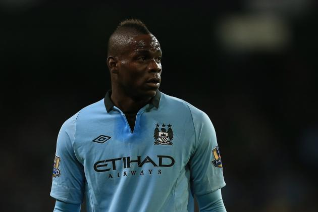 Balotelli to Start vs. Udinese After Pazzo Suffers Injury in Warm Ups