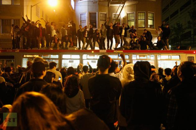 San Fran D.A. Vows to Crack Down on Rioters