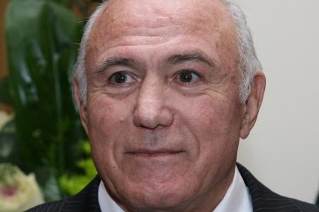 Vladimir Yengibaryan, '56 Gold Medalist, Passes at Age 80
