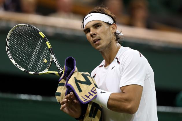 Rafael Nadal Turns Small Tournament into Big Deal