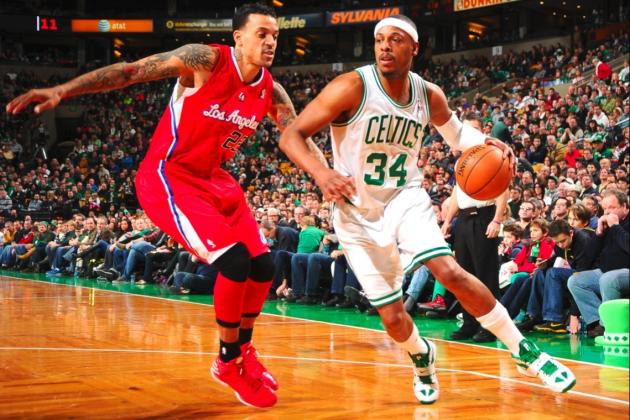 L.A. Clippers vs. Boston Celtics: Live Score, Results and Game Highlights