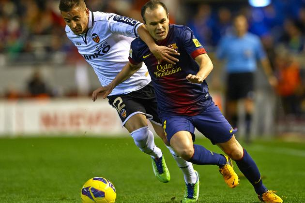 Valencia vs. Barcelona: Score, Grades and Post-Match Reaction