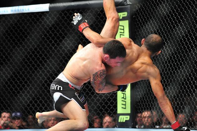 Aldo vs. Edgar: Full Fight Technical Breakdown of UFC 156's Main Event