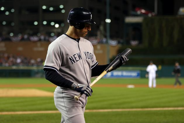 Mark Teixeira Believes He's 'Not Very Valuable' in Terms of Current Contract