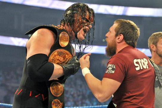 Daniel Bryan and Kane Should Fight for the Tag Team Title at WrestleMania
