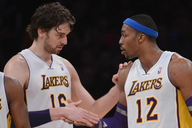 Lakers Rumors: Latest Buzz on Pau Gasol and Dwight Howard