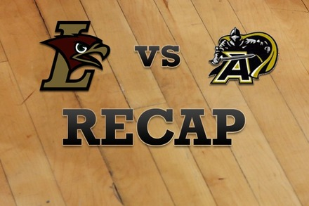 Lehigh vs. Army: Recap and Stats