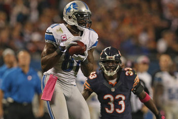 Bears' Tillman Thinks Lions' Calvin Johnson Could Top 2,000 Yards One Year