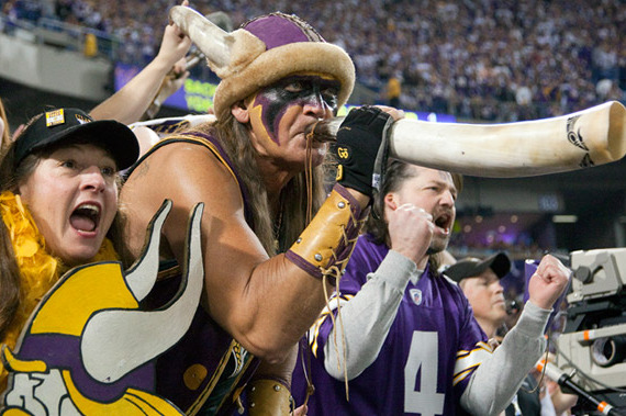 Society of Crazies: How Sports Create Insane Fan Identity