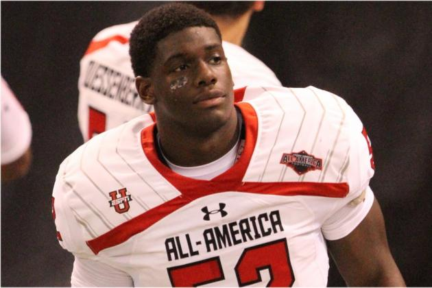 Carl Lawson to Auburn: 5-Star DE Recruit Reaffirms Commitment to Tigers