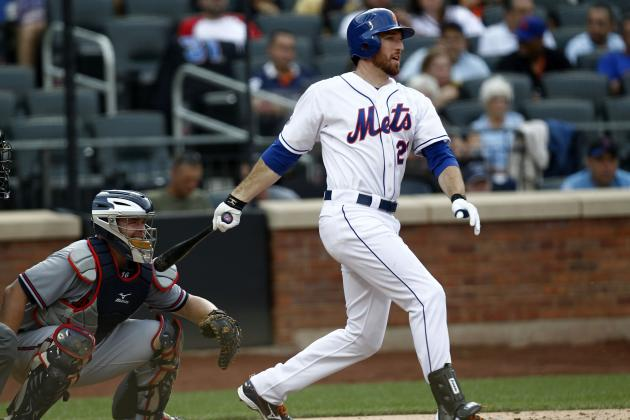 2013 Expectations for Ike Davis and Lucas Duda in the Middle of the Mets Lineup