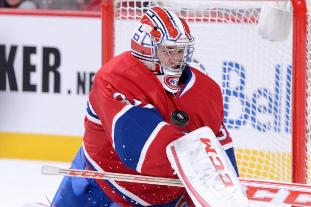 Desharnais and Cole Score to Lift Canadiens Past Senators 2-1 in NHL Matinee