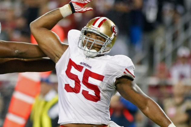 Ahmad Brooks Active vs. Ravens