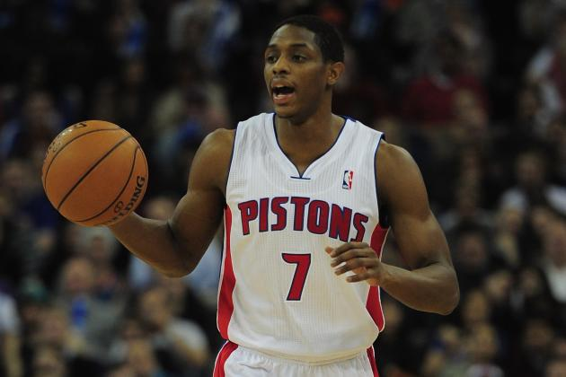 Pistons' Brandon Knight: Metta World Peace Punched Me Today