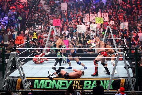 WrestleMania: No Money in the Bank Match at This Year's Show