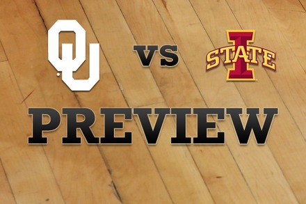 Oklahoma vs. Iowa State: Full Game Preview