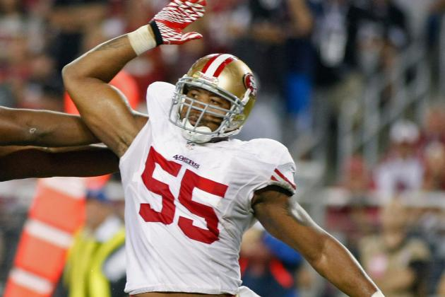 No Surprises Among 49ers' Inactives