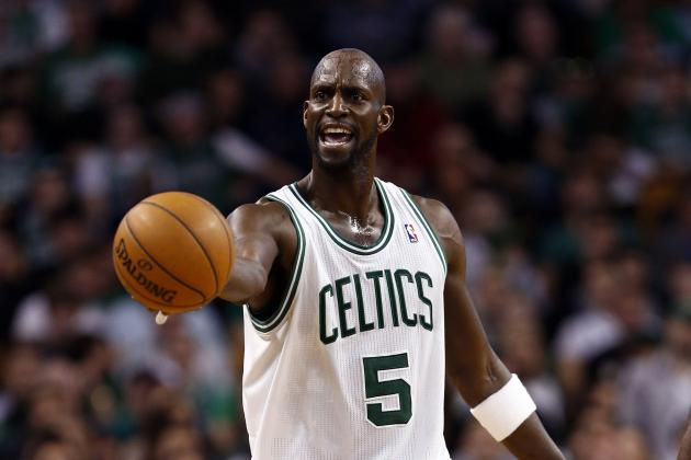 Kevin Garnett's No-Trade Clause Can't Be Ignored During NBA Trade Season