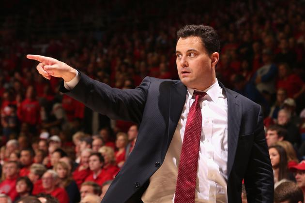 Sean Miller: Arizona Wildcats' Freshmen 'Greatest Kids in the World'