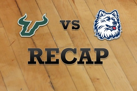 South Florida vs. Connecticut: Recap and Stats