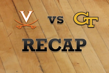 Virginia vs. Georgia Tech: Recap and Stats