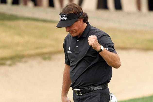 Twitter / FOXSports: Phil Mickelson dominates to ...