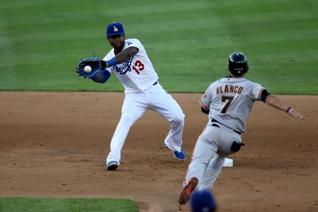 Dodgers 'Uneasy' That Hanley Ramirez Isn't Playing Enough Shortstop