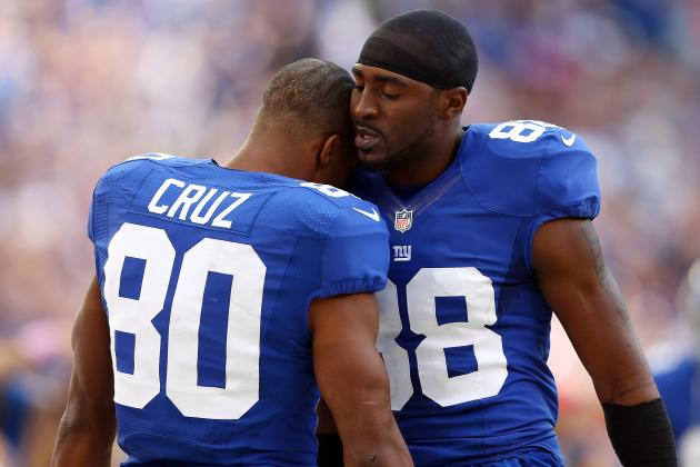 Which New York Giant Receiver Should the Team Be Throwing Money At?