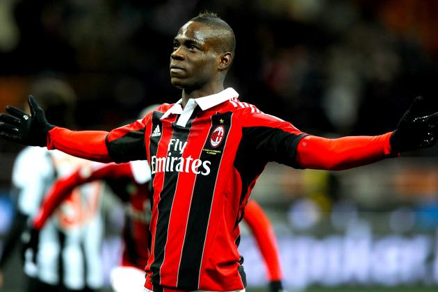 Mario Balotelli: Tactical Analysis of His AC Milan Debut