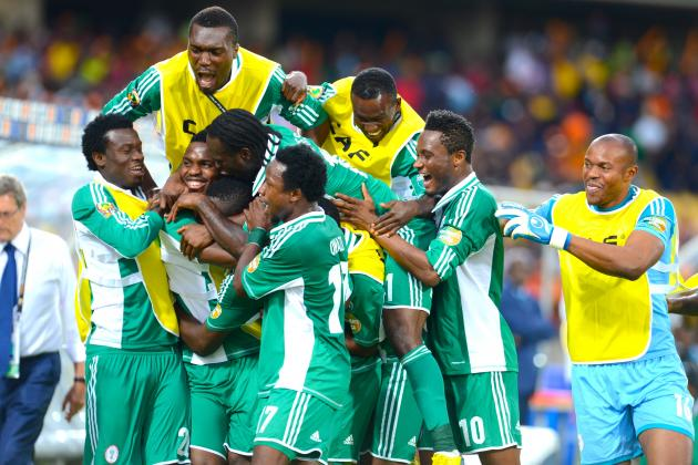 AFCON Quarterfinals Wrap: Nigeria Edge Ivory Coast, Burkina Faso Defeat Togo