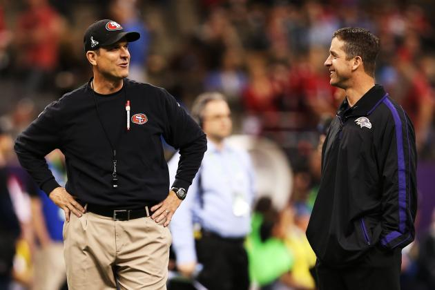 Super Bowl 47: Why Both Harbaughs Will Emerge Winners