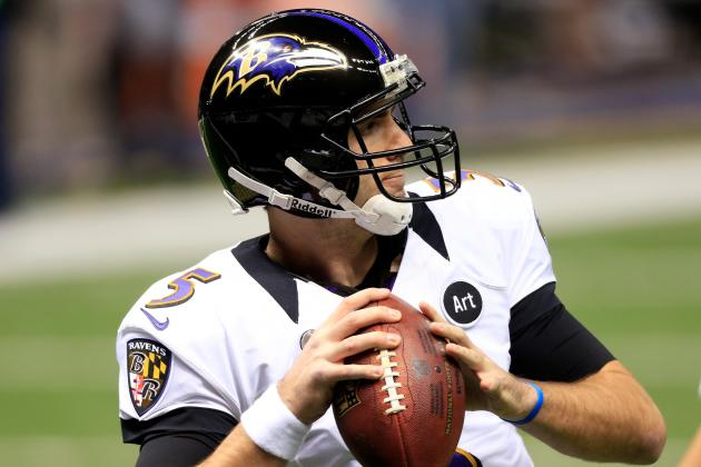 Joe Flacco Worth $16M Per Year to Baltimore Ravens