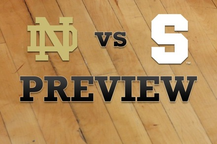 Notre Dame vs. Syracuse: Full Game Preview