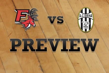 Fairfield vs. Siena: Full Game Preview